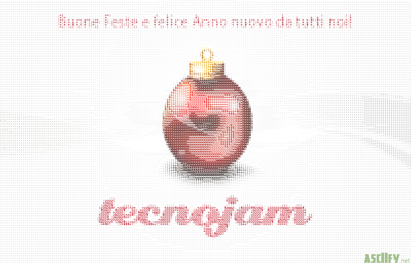 Christmas ball technojam