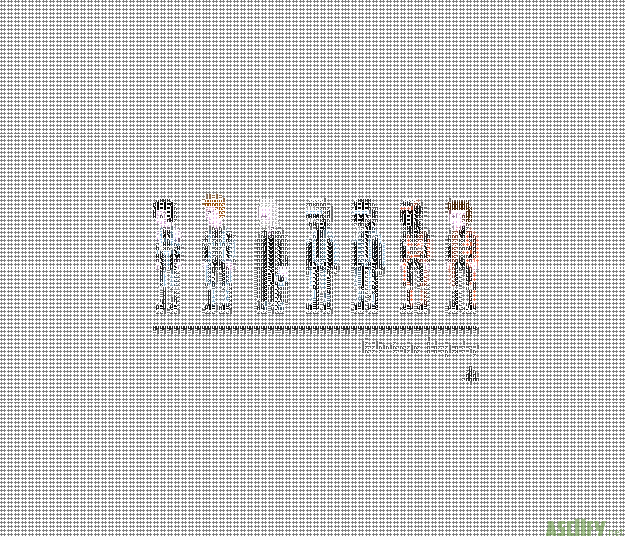 Tron pixel characters