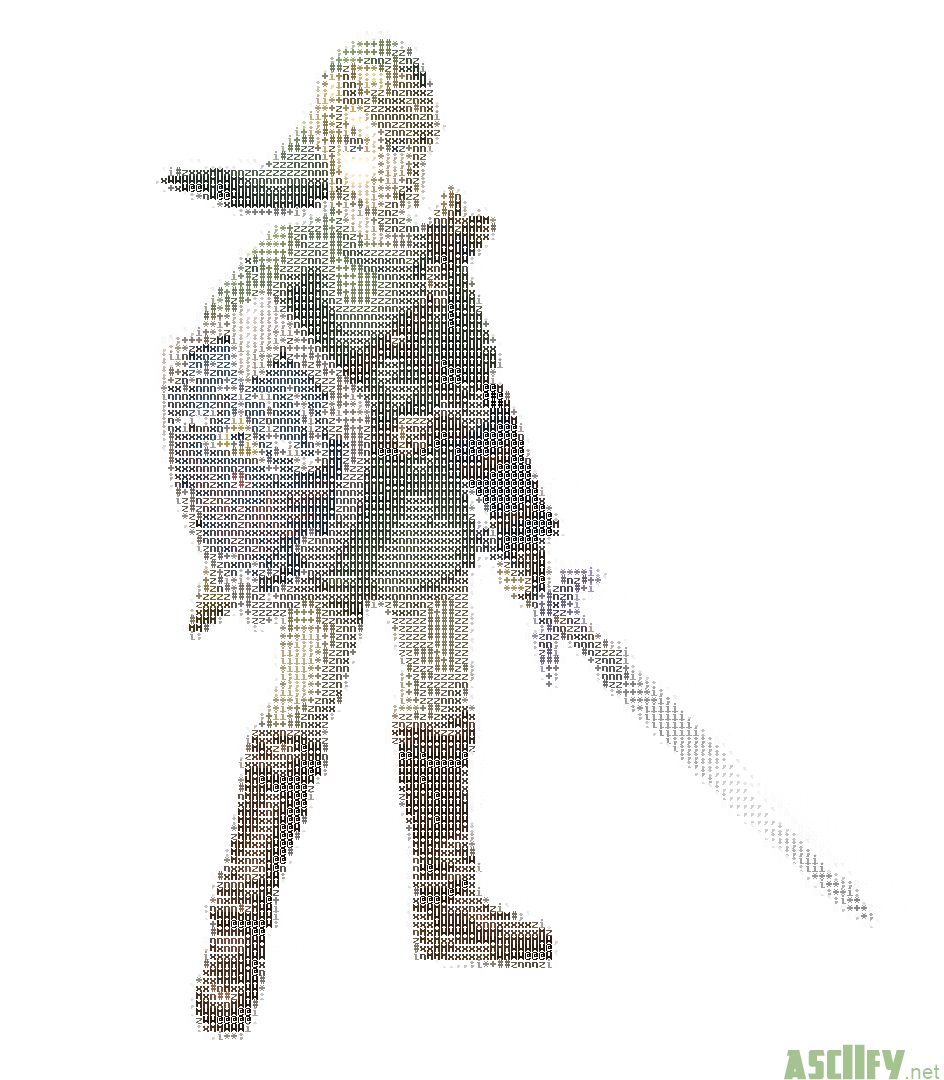 Link with sword