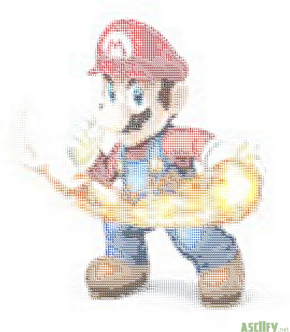 Super Mario fireball