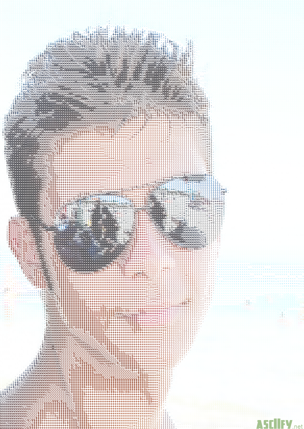 Cool guy with sunglasses