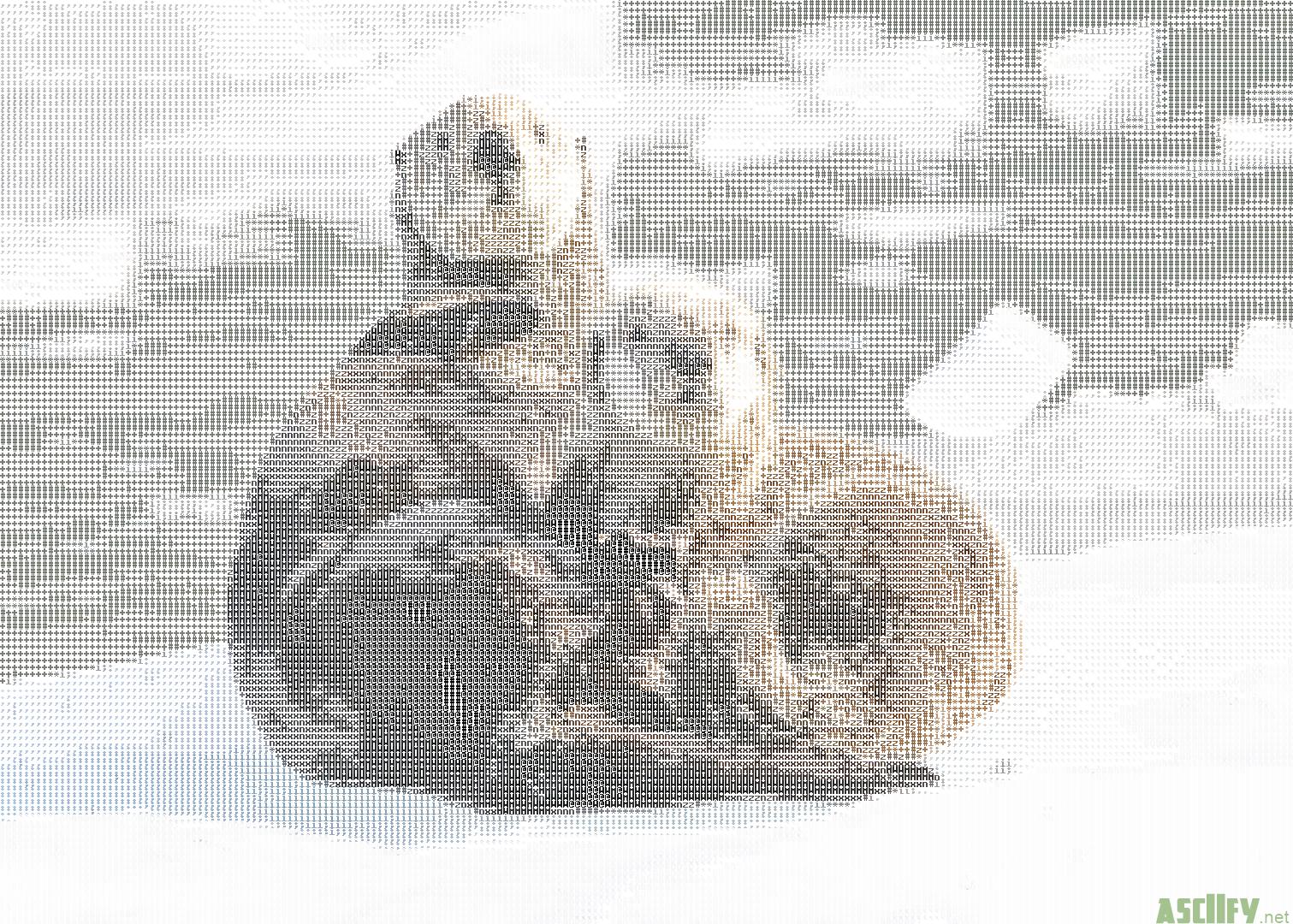 Fiddling otters