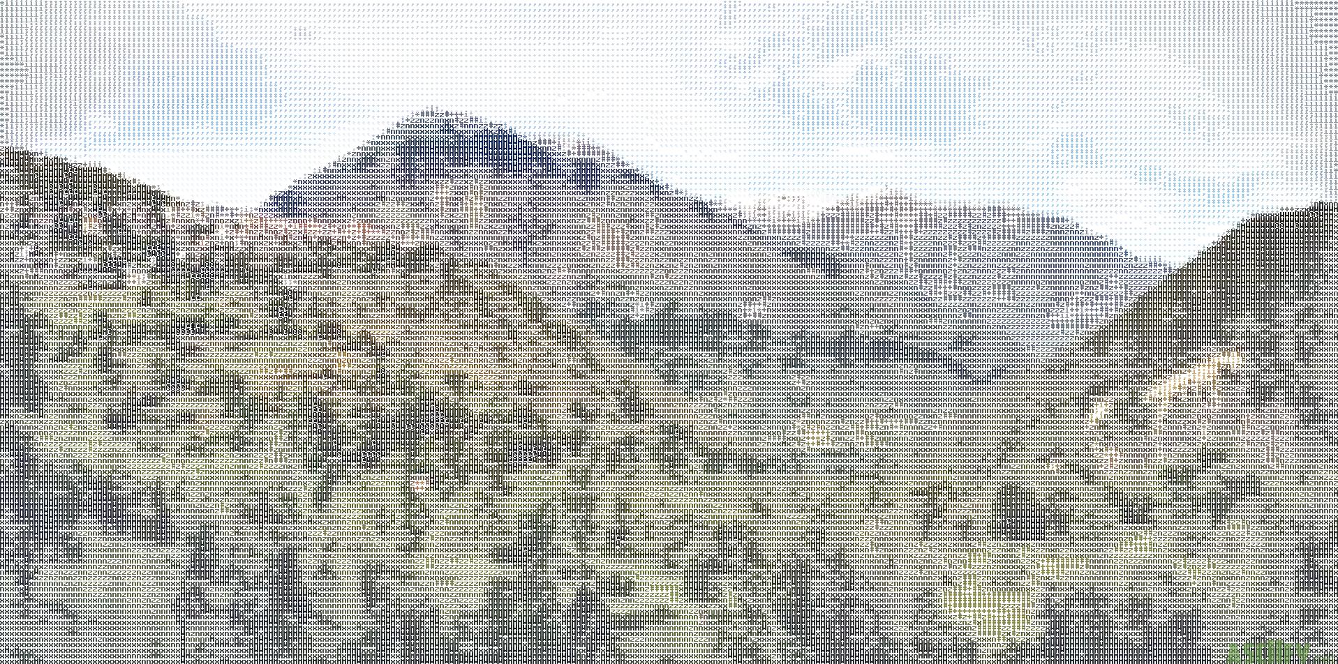 Rocky scenery