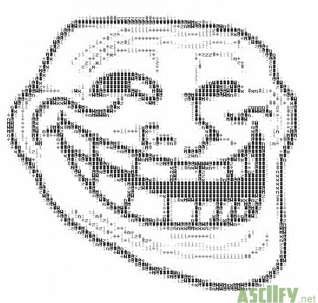 Asciifynet Small Troll