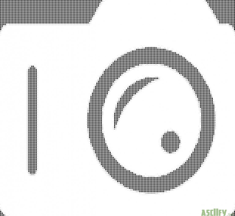 Photocamera logo clipart