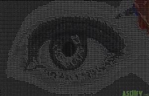 eye draw