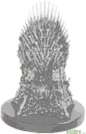 Iron throne 2