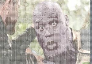 Thanos' Real Face