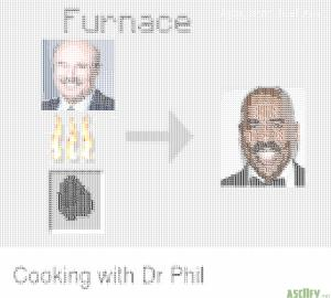 Cooking with Dr. Phil