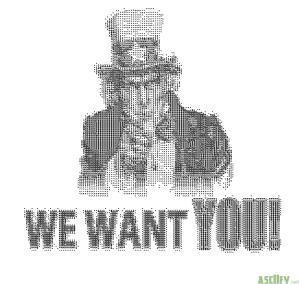 I WANT YOUU