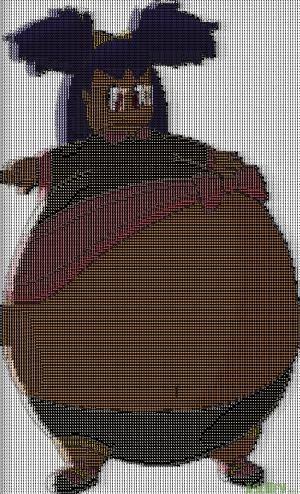 Iris Pokemon Is Best Fat