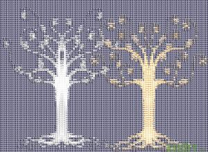 two trees lotr