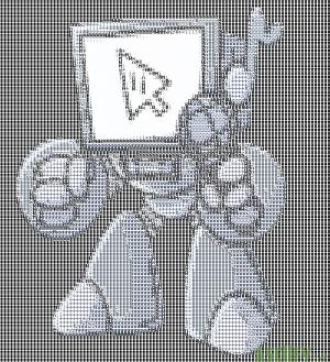ASCII in ASCII (lol)