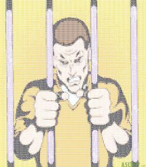 jailed