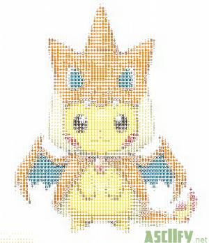 Pikachu smaller