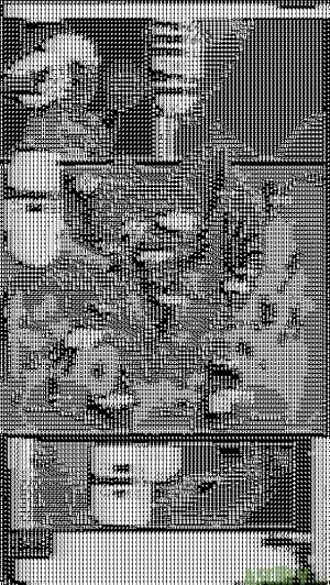 Porn on MS-DOS. wow. so sexy. even WHEN ITS NOTHING BUT ASCII