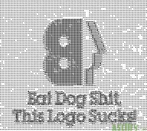 Eat Dog Shit, This Logo Sucks!