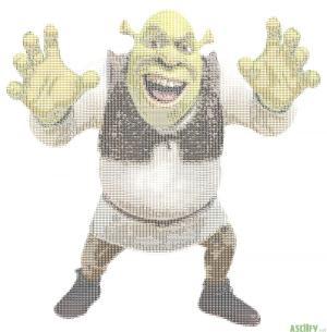 Shrek is Angry