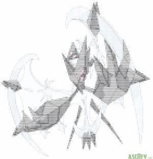 Pokémon Moon - Dawn Wings Necrozma/Ultra Lunala