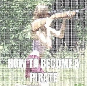 How to become a Pirate