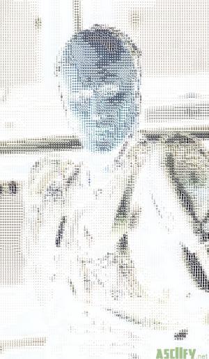 Robocop ASCII