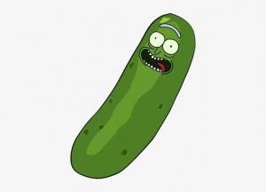 pickle rick color