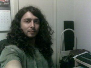 Long haired dude