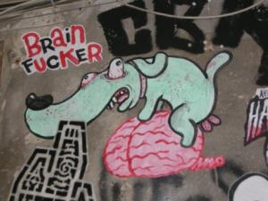 Brain fucker