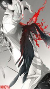 Anime dead bird