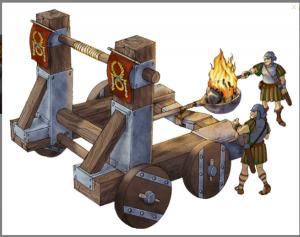 Catapult Roman