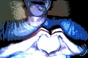 Heart webcam