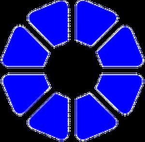 Divided circle