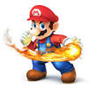 Super Mario fireball