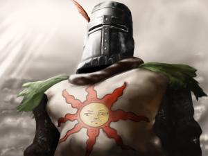 Magic white knight