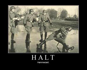 Nazi Halt