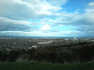 Cloudy area