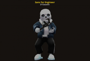 Sans for Engineer