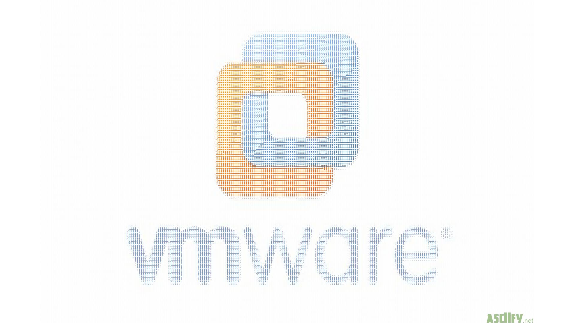 ASCIIfy net - vmware