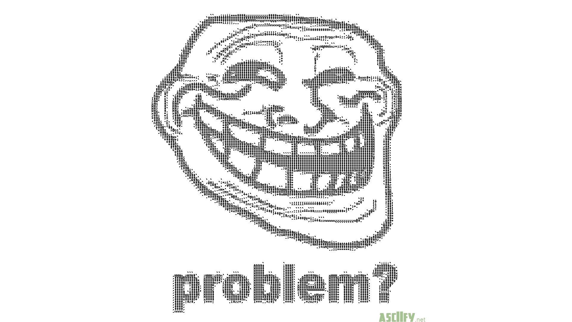 Troll Ascii Wwwtopsimagescom